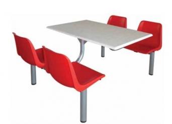 Jídelní set - sedáky PULL - deska WERZALIT