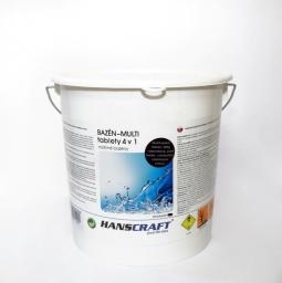 BAZÉN - MULTI tablety 4v1 - 2,4 kg