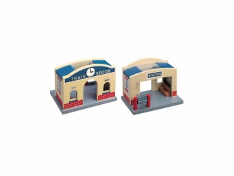 Dětské dřevěné Nádraží 5850443