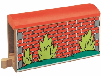 Dětský dřevěný Tunel 5850936