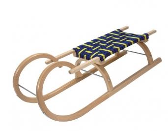 Dřevěné saně 110 cm Hörner KHW