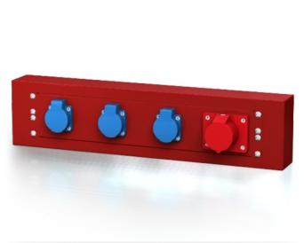 Energokanál EGK 550 2U K2 modul 55 cm