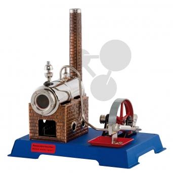 Jednoduchý model parního stroje
