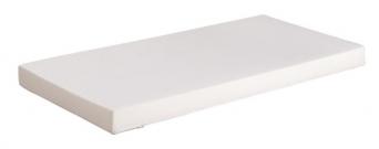 Matrace do postýlky 120x60 cm bílá - 21.015.00