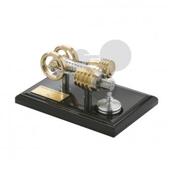 Model klasického Stirlingova motoru