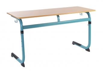 MONET lavice výškově stavitelná dvoumístná 003