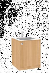 Mycí box stůl s keramickým dřezem