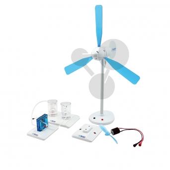 Pokusná sada Větrný generátor a palivový článek