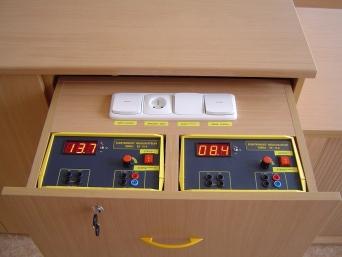 Elektrorozvaděč nízkonapěťový 0-24V, výkon 10A