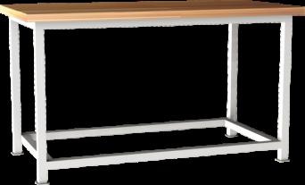 Svařovaný pracovní stůl DPJ 02 A