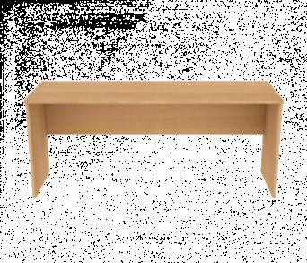 Žákovský stůl trojmístný dřevěný