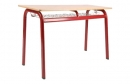 PORTO školní lavice pevná dvoumístná