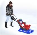 Moderní kočárek na sníh Snow Baby Fun - DOPRAVA ZDARMA