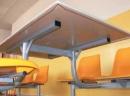 Jídelní set - sedáky z bukové skořepiny