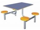 Jídelní set - plastové taburety deska WERZALIT