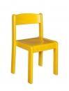 Dřevěná dětská židle TIM celomořené provedení - A17.0xx.