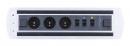 Zásuvkový elektricky otočný panel Vault BTCZ 002