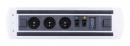 Zásuvkový elektricky otočný panel Vault BTCZ 003