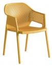Celoplastová židle GARDEN