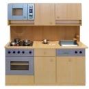 Dětská dřevěná kuchyňka Euro 0L087M