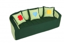 Dětská pohovka sedačka trojmístná - N1007