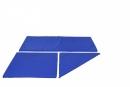 Dětské  doskočiště trojúhelník 90x90x3 cm - N1018