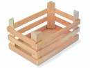 Dětské dřevěné bedýnky 3 ks 541807