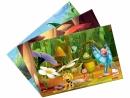Dětské dřevěné Puzzle v krabičce Včelka Mája 3713630