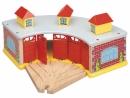 Dětské dřevěné Velké depo 5850946