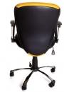 Kancelářská židle (křeslo) MATIZEK YELLOW žlutá