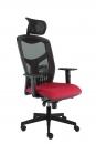 Kancelářská židle (křeslo) York síť Alba