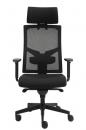 Kancelářské křeslo (židle) Game ŠÉF VIP - SLEVA nebo DÁREK a DOPRAVA ZDARMA
