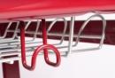 NERO VERSO lavice výškově stavitelná jednomístná 008