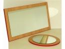 Obdélníkové zrcadlo 100x50 cm (ŠxV) 0L221M