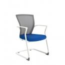 Kancelářská židle (křeslo) Merens White Meeting - SLEVA NEBO DÁREK A DOPRAVA ZDARMA