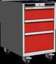 Pojízdný kontejner ke stolu DPS DPP 01 A