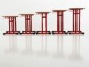 PRIM lavice výškově stavitelná jednomístná