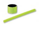Reflexní samonavíjecí páska - žlutá 40 x 3 cm