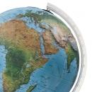 Reliéfní globus
