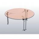 Sklopný stůl kulatý 160 cm