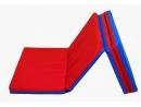 Sportovní dětská molitanová žíněnka skládací 180x60x5 cm čtyřdílná