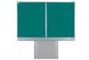 Stojan na tabule AL hliníkový zvedací posuvný systém