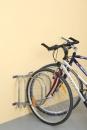 Stojan pro tři kola oblouk na zeď 3082
