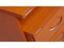 Stůl Ergo levý Gate GE 1800 L 180x75,5x120(80x40) cm (ŠxVxH)