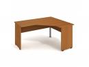 Stůl Ergo levý Gate GEV 60 L 160x75,5x120(60x60) cm (ŠxVxH)