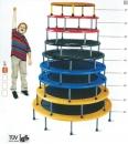 Trampolína 100 cm - 5044