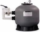 Boční písková filtrace SIDE MASTER 450, čerpadla, filtrace