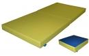Žíněnka skládací - koženka 200x90x10 cm