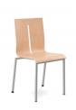 Konferenční židle Twist 240 dřevěná