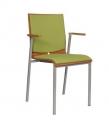 Dřevěná židle Twist 252 - SLEVA nebo DÁREK a  DOPRAVA ZDARMA